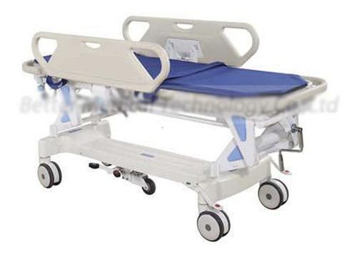 carro camilla stretcher hospitalario para emergencias ruedas