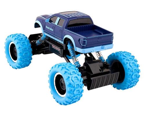 carro camioneta control remoto pickup 4x4 2.4  rc grande
