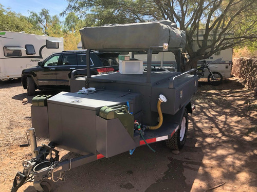 carro carpa - full equipado 2017 6 personas
