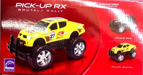 carro carrinho pick-up rx brutal rally