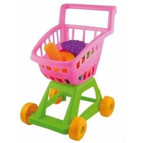 Carro Carrito De Supermercado Con Frutas Y Verduras Duravit