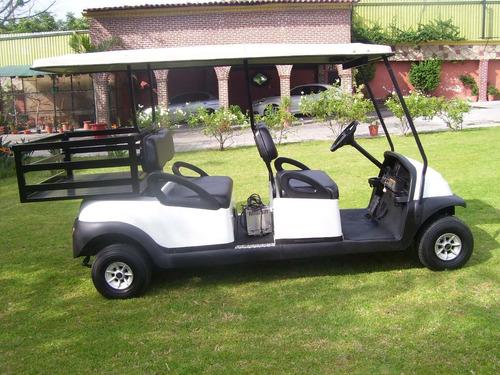 carro / carrito electrico de 4 pasajeros tipo maletero