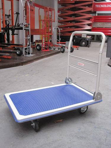 carro - carrito plataforma equus para 150kg