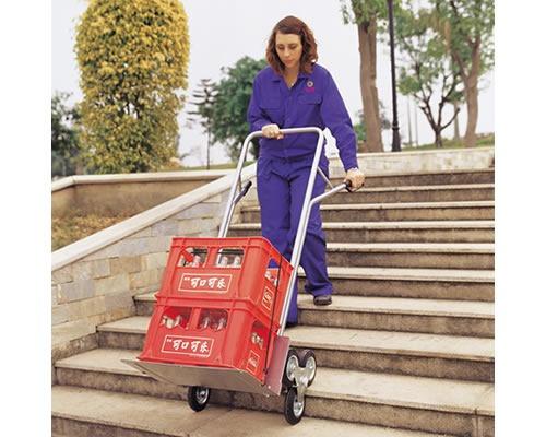 carro carrito salva escalera para 200kg