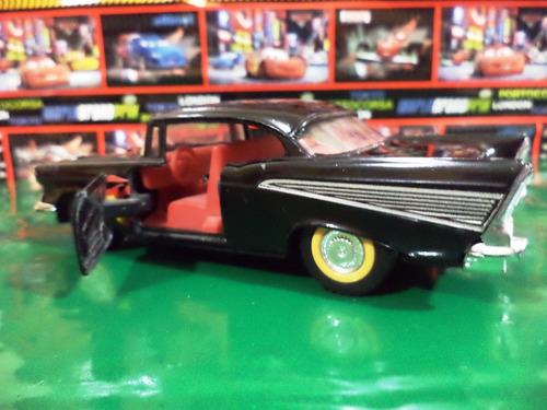 carro chevrolet chevy bel air año 1957 de colección