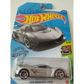 Carro Colección Hot Wheels 2020 Koenigsegg Jesko Mattel
