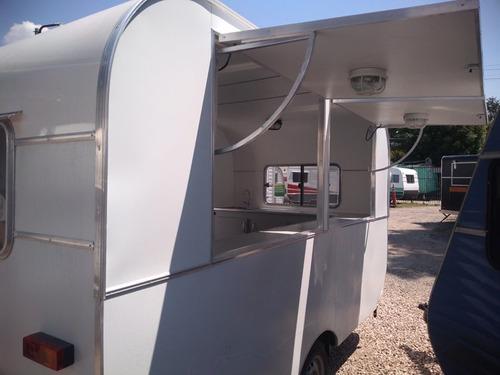 carro comercial 4mts foodtruck nuevo a estrenar a pedido