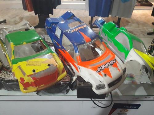 carro con los juguetes
