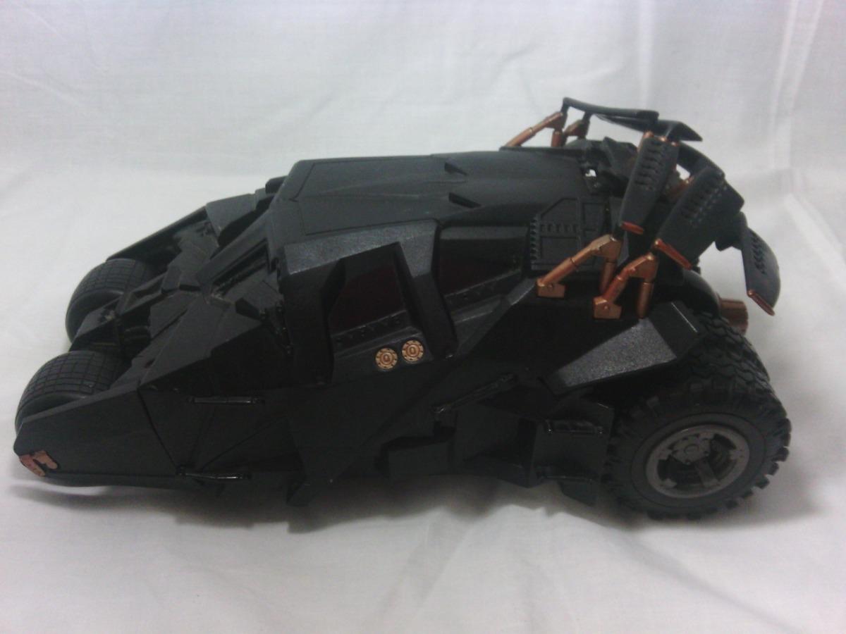 Carro Control Remoto De Batman Carro De Coleccion Juguete Bs