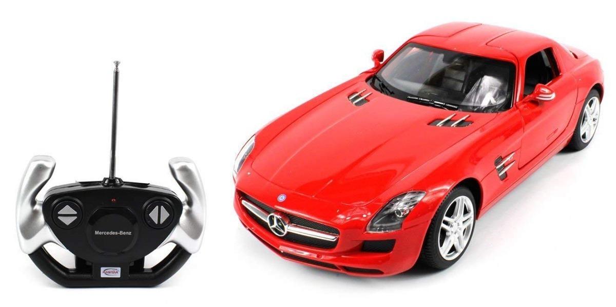 Carro Control Remoto Mercedes Benz Juguete Nino Bs 13 000 00 En