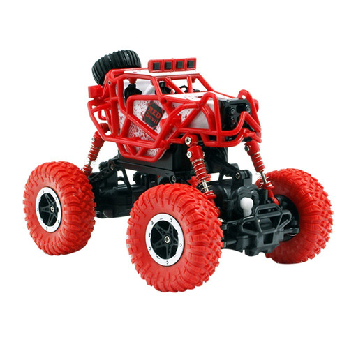 carro control remoto r/c monster rock crawler trepa rocas