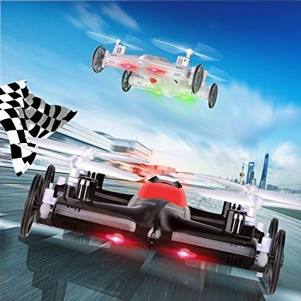 carro control remoto rc niño tech rc syma x9s fly car 4 chan