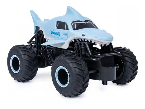 carro controle monster jam megalodon 1:24 sunny 2026