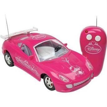 carro controle remoto princesas 3 funções