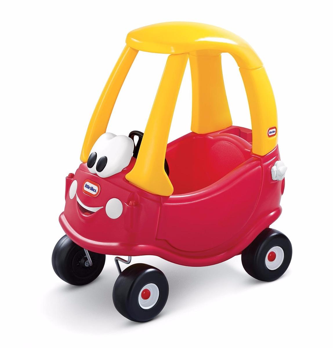 Carro Coupe Montable Juguetes Ninos Little Tikes Importado