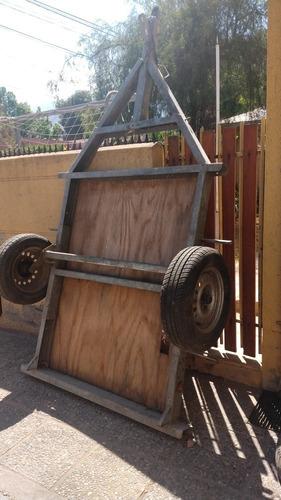carro de arrastre aerovan