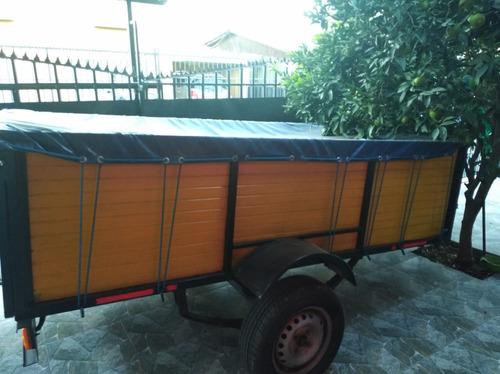 carro de arrastre capacidad 500kg