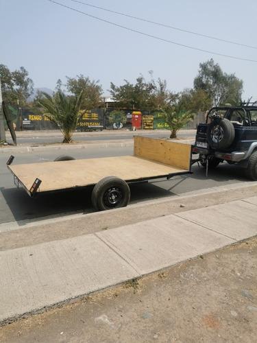 carro de arrastre carro hechizo