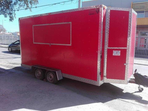 carro de arrastre food truck