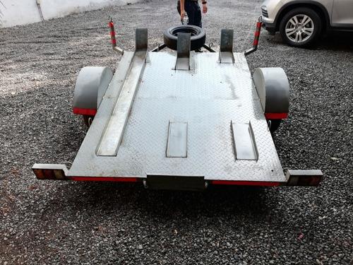 carro de arrastre o carro plataforma