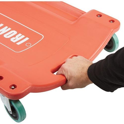 carro de arrastre/camilla para mecánico 280 lbs. max, nt