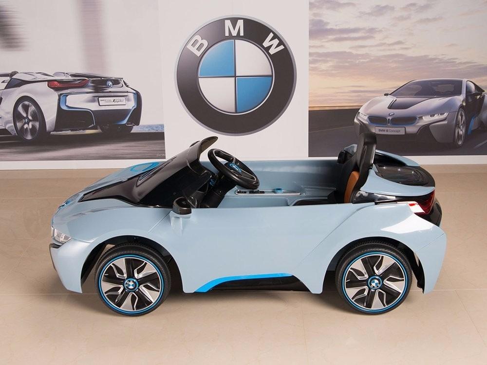 Carro De Bateria De 12 Voltios Y Control Remoto Bmw I8 3 699 000
