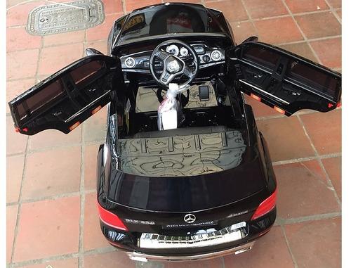 carro de batería mercedes benz