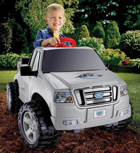 carro de bateria para niños ford f-150