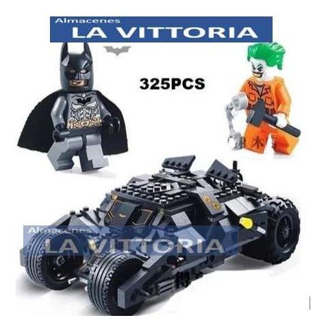 carro de batman lego para armar
