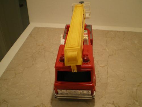 carro de bombeiro