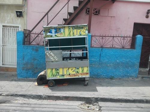 carro de cachapas