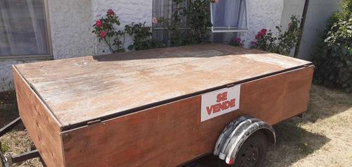 carro de carga con carroceria