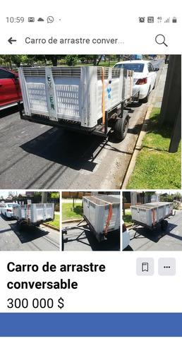 carro  de carga todo tipo de uso