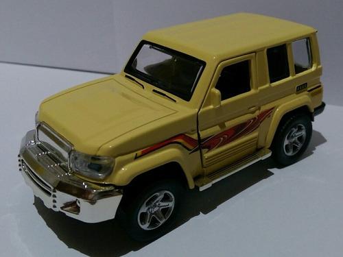 carro de coleccion - escala 1/32 - modelo fj70 (machito)
