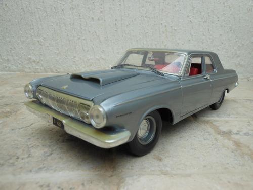 carro de coleccion maisto dodge 330 1963 escala 1/18