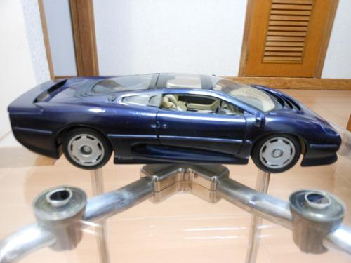 carro de coleccion maisto jaguar prototipo xj220 esc 1/18