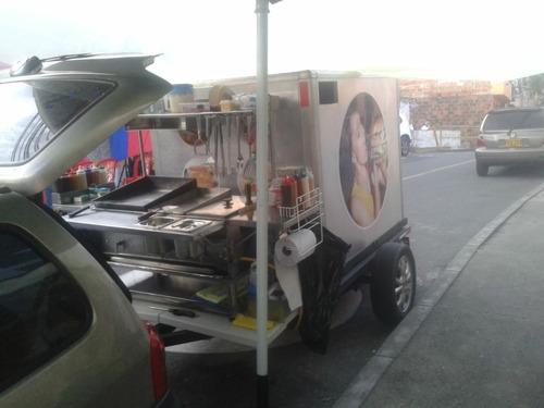 carro de comida rapida