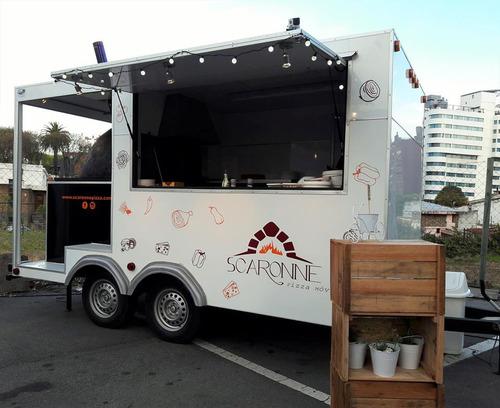 carro de comidas o food  trucks