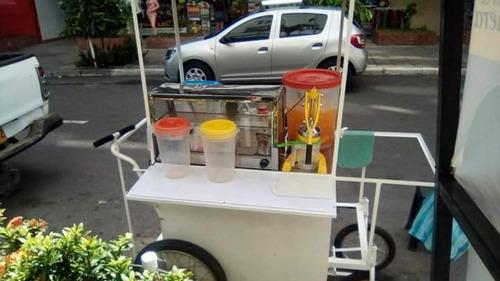 carro de comidas rapidas