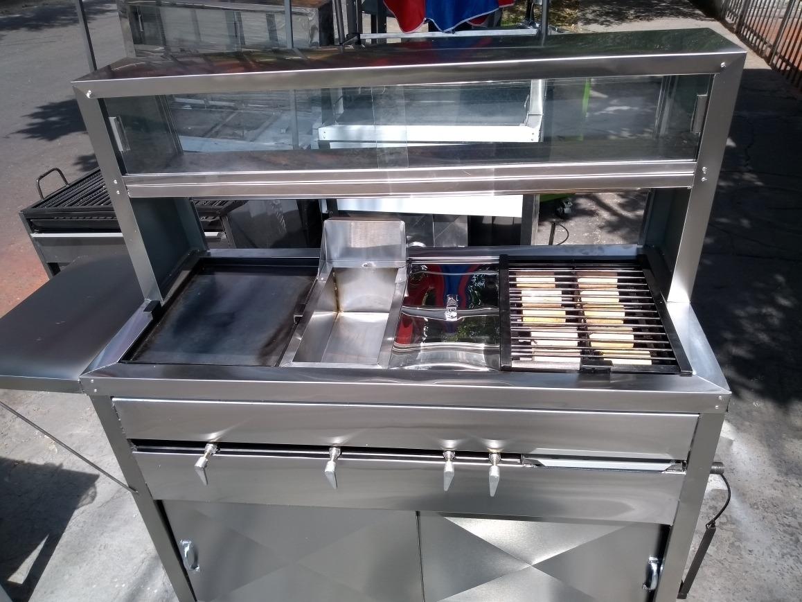 carro de comidas rápidas ( somos fabricantes)