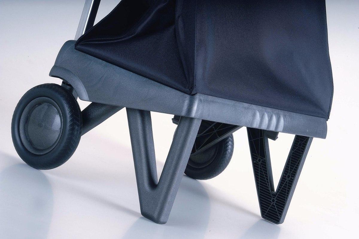 dce629bffe55f3 Carro De Compra Rolser Chango Español Plegable Aluminio - $ 4.464,21 ...