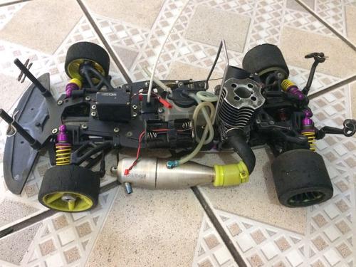 carro de controle remoto serpan pro 15