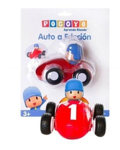 Carro De Friccion De Pocoyo Pocoyo Juguetes 399 00 En