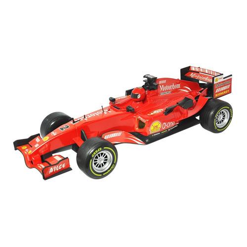 carro de fricção racing formula um escala 1:9 com luz e som