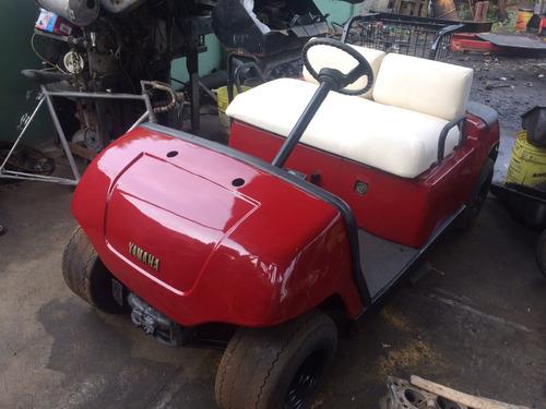 carro de golf