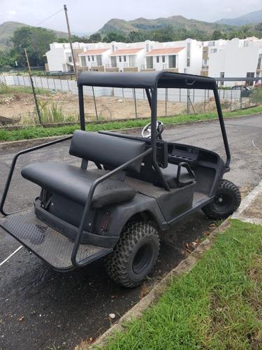 carro de golf a gasolina