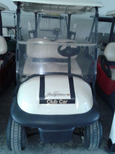 carro de golf club car jack nicklaus 2016 impecable!