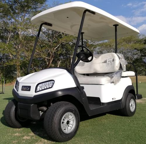 carro de golf club car tempo 2+2  nuevo