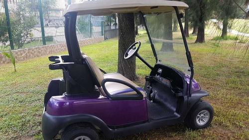 carro de golf con motor a gasolina club car precedent 2018