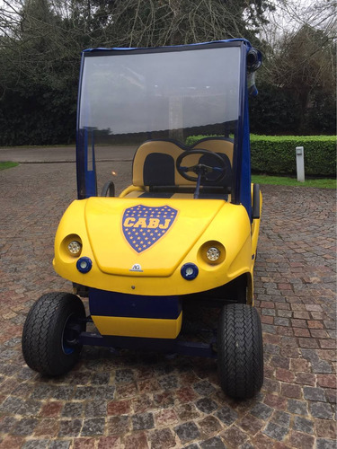 carro de golf de boca 2015